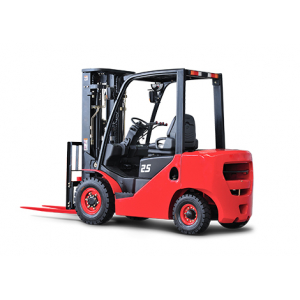 XF 2.5T Diesel forklift